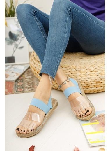 Muggo Sandalet Mavi